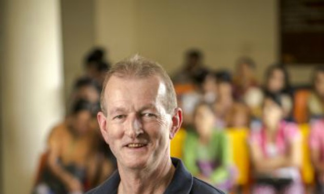 Brian Doolan, CEO of The Fred Hollows Foundation