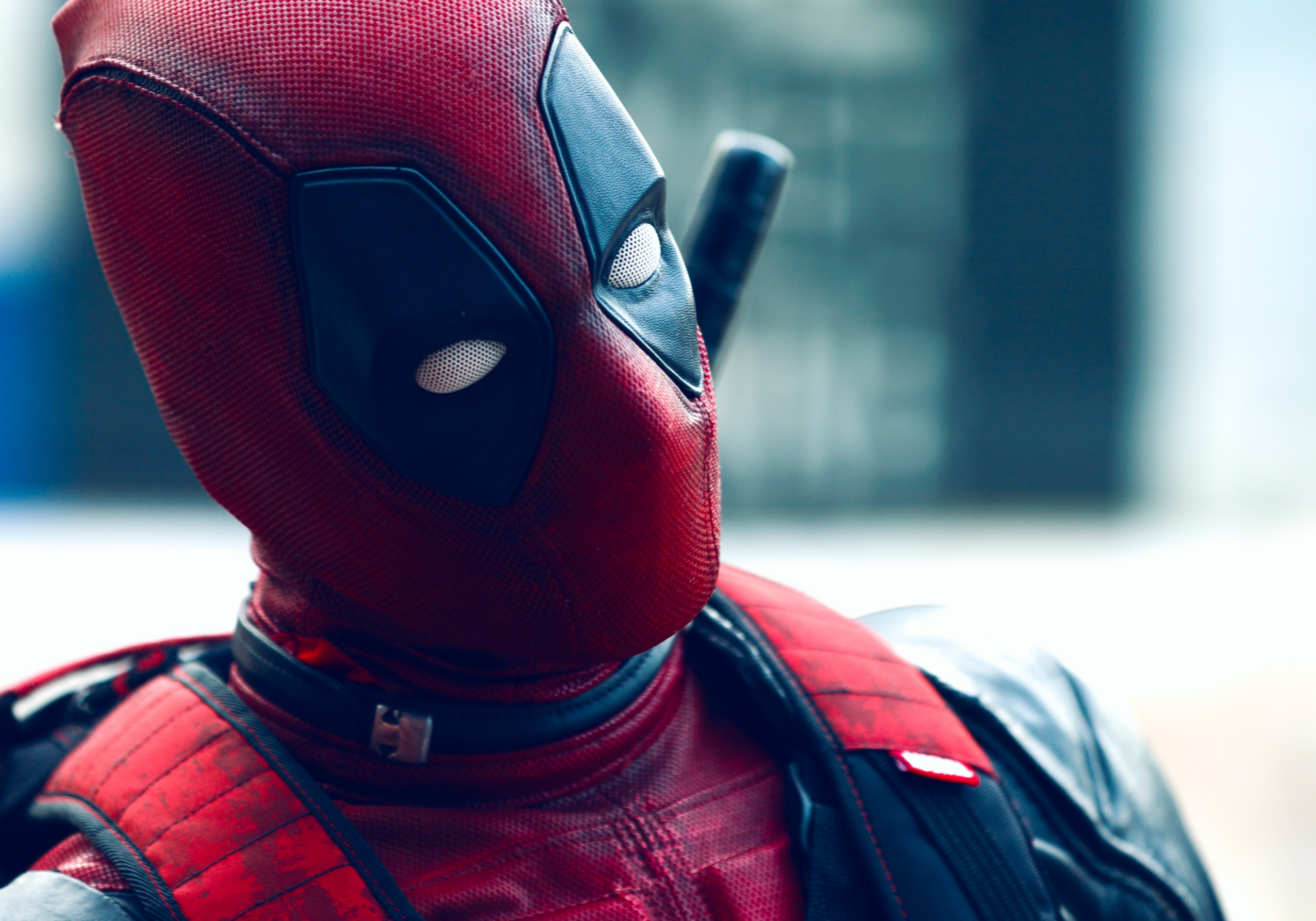 8dd91802d6a Ryan Reynolds agreed to the reboot of Deadpool 2 on the condition that part  of the ticket sales goes directly to charity  Fudge Cancer